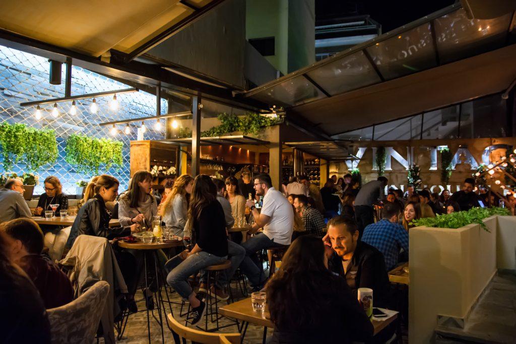 AKP 4171 1024x683 - Μεξικάνικος αέρας κάθε Πέμπτη στο Vintage in house Pub!