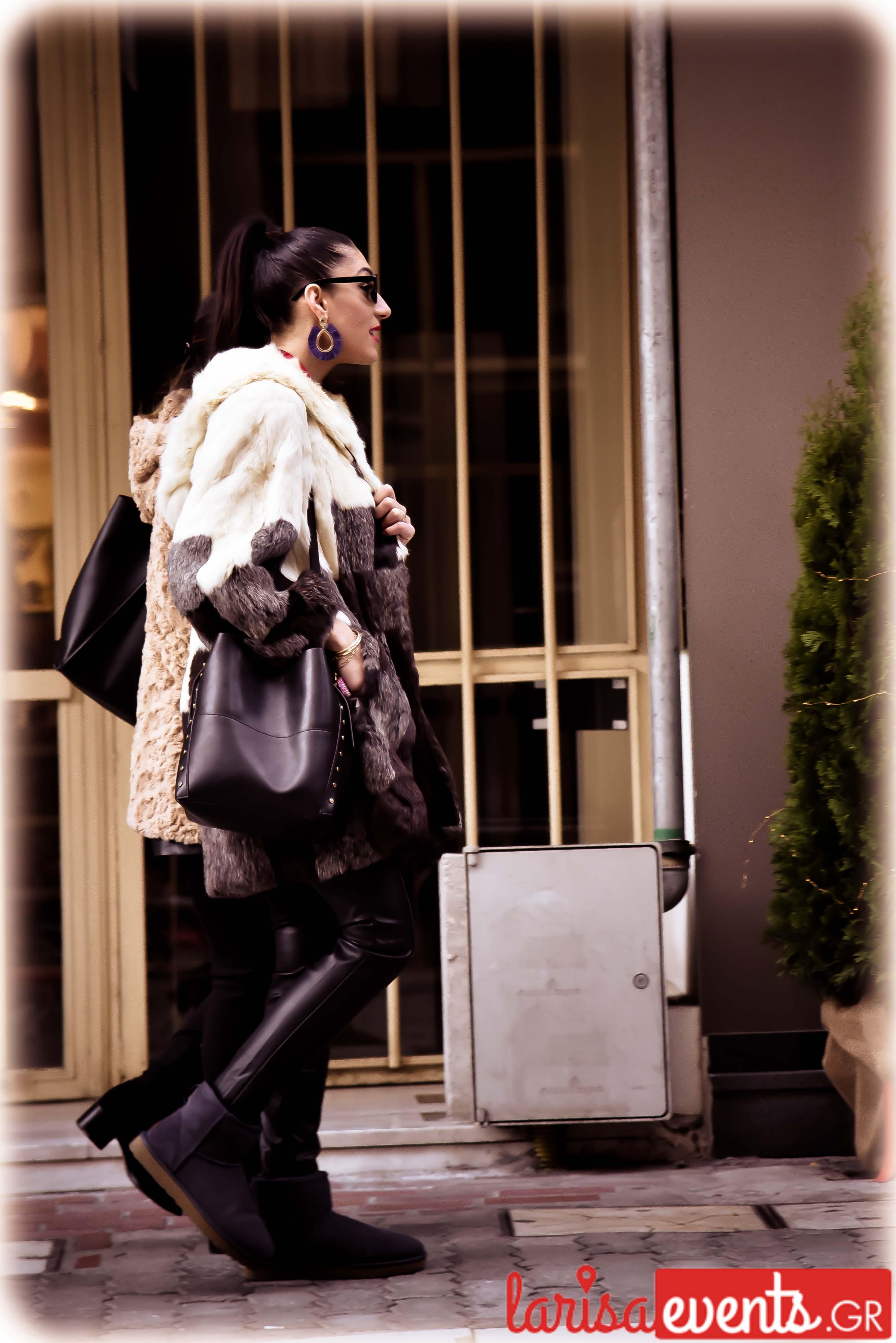 LAZ 4865 - Το fashion κομμάτι που προτίμησαν περισσότερο απ' όλα οι Λαρισαίες φέτος!
