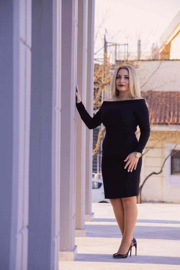 NIQ 8606 684x1024 - Η Εύη Παπαγιαννοπούλου Βαβίτσα μιλάει στο larisaevents.gr