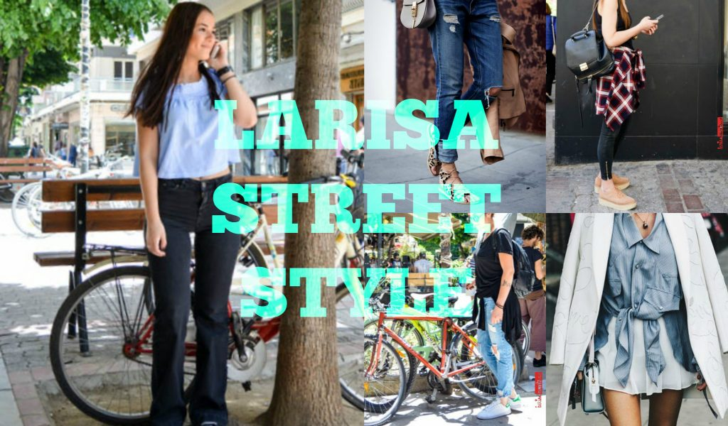 Larisa Street Style