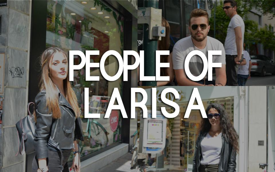 "peopleoflarisa252016 - Οι Λαρισαίοι απαντούν | ""Ο λόγος που αγαπάω τη Λάρισα είναι..."""