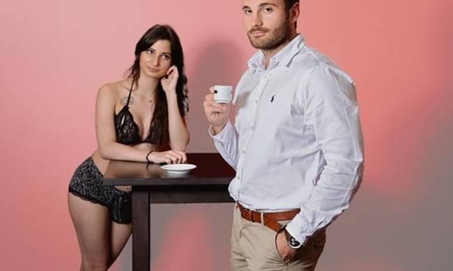 cafe pipe - Έρχεται το πρώτο καφέ για… στοματικό έρωτα!
