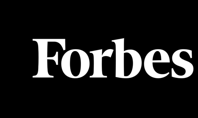 Forbes logo - Αυτός είναι ο πλουσιότερος άνθρωπος στον κόσμο!