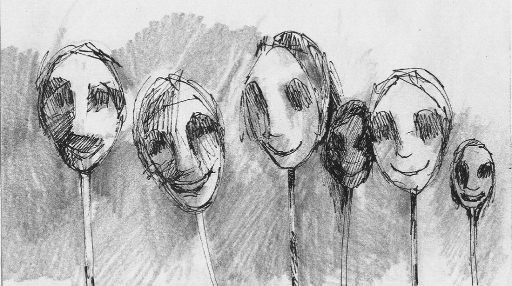 "Maskes Exarchou Αλήθεια3b 1024x573 - ""Αλήθεια;"" από το ΣΜουΘ στο Μύλο"