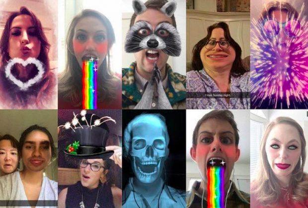 snap selfies 620x420 - Τα 15 είδη selfies που κάθε 20χρονος θα δει στο Snapchat του!