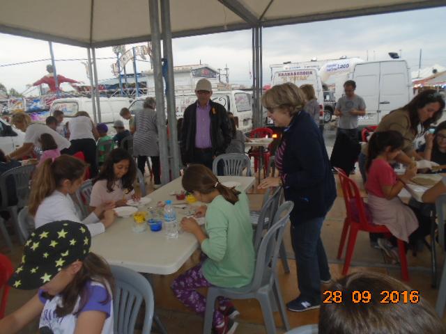 DSC04482 - 1050 παιδιά με το Λαογραφικό στο Παζάρι