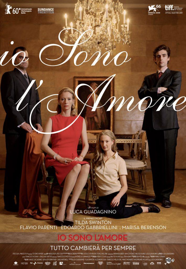 iosonolamore 709x1024 - «Είμαι ο Έρωτας», ιταλική ταινία στο Χατζηγιάννειο