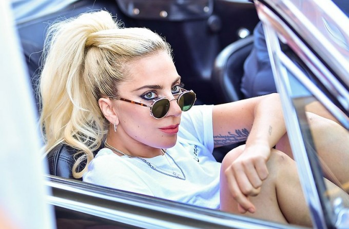 lady gaga seen on september 12 2016 in new york city - Αυτή είναι η νέα Lady Gaga