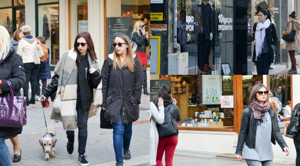 βνηωγ - Λάρισα's Street Style | Τα κορίτσια της πόλης σε street style clicks!