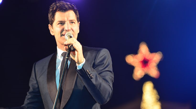 ImageHandler - Στη Θεσσαλία ο Σάκης Ρουβάς θα σημάνει την έναρξη των Χριστουγέννων