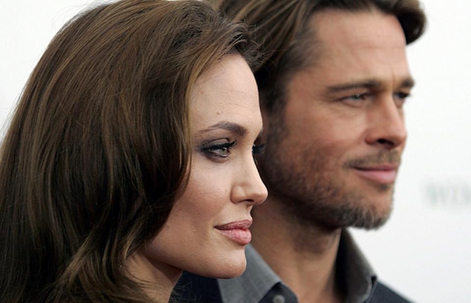 angelina bratt 2 - Ποιος πήρε τελικά την επιμέλεια των παιδιών, Angelina Jolie ή Brad Pitt;
