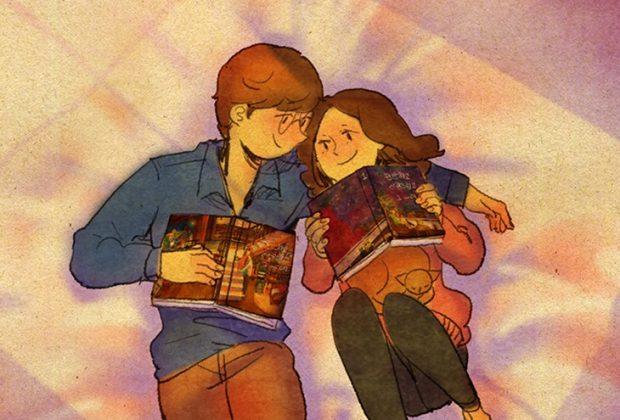 couple love 620x420 - Εικόνες που αποδεικνύουν ότι η αληθινή αγάπη είναι πολλά παραπάνω από το να εντυπωσιάζεις το άλλο σου μισό!