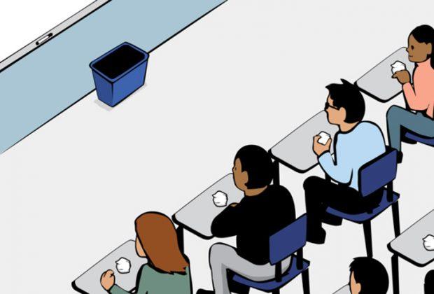 koinwnia twn pronomiwn 620x420 - Καθηγητής διδάσκει τους μαθητές του για την κοινωνία των προνομίων και μας αφήνει όλους ...άφωνους!