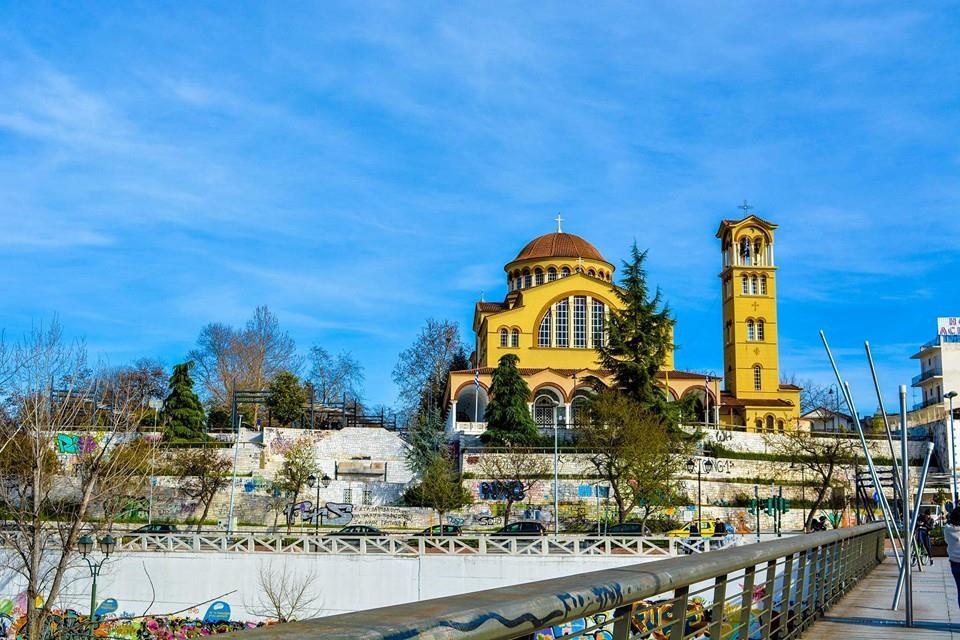 larisaplateia - Ποια είναι η ομορφότερη πλατεία της Λάρισας;