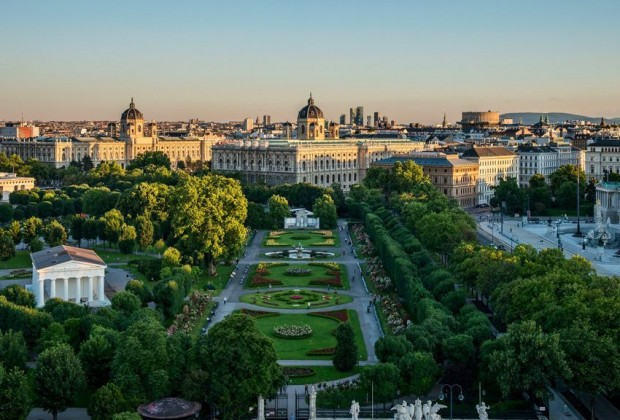wien 27eiz 620x420 1 - Η πόλη με την υψηλότερη ποιότητα ζωής στον κόσμο!