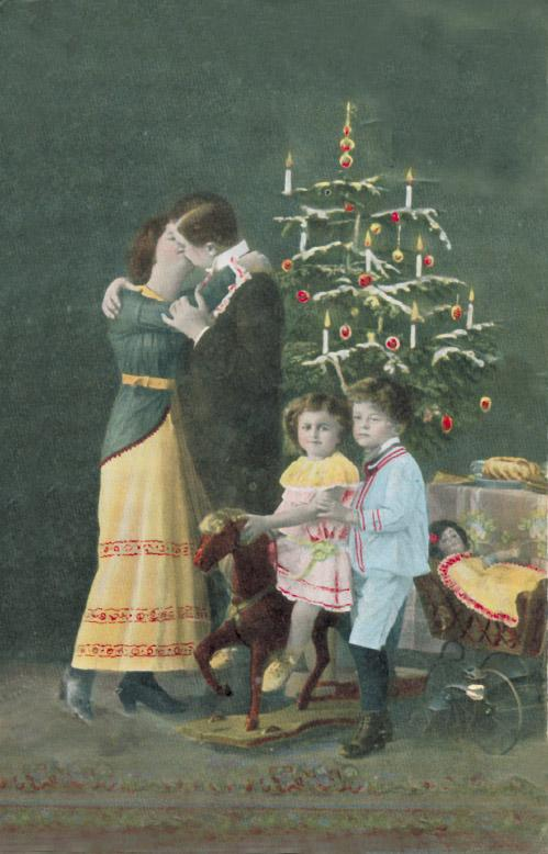 1 1 - «Βοηθάμε τη μαμά να στρώσει το χριστουγεννιάτικο τραπέζι»
