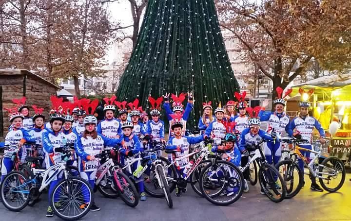 """15555976 1059959287447741 1320243013 n - «Χριστουγεννιάτικη Ποδηλατάδα» της Π.Α.Σ. """"Πηνειός"""""""