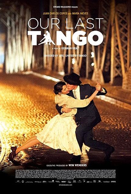 Poster 1 - «Το Τελευταίο μας Τανγκό» στο Χατζηγιάννειο