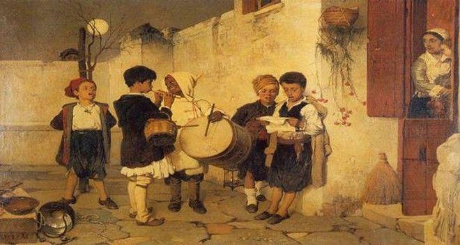 kalanta1 - Να τα πούμε; Παραδοσιακά Κάλαντα Θεσσαλίας