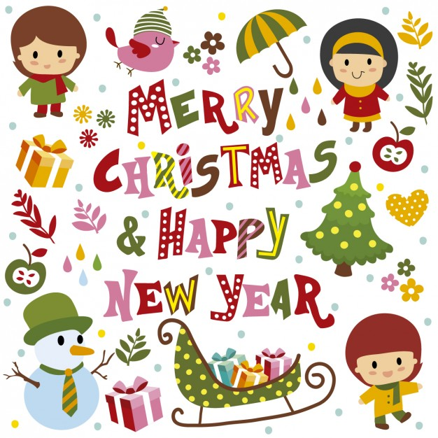 merry christmas and happy new year card 1042 43 - Γευσιγνωστικός περίπατος & ξενάγηση