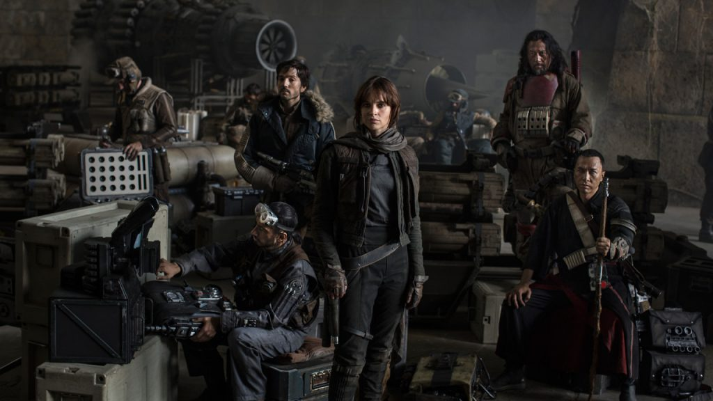 rogue one cast photo d23 1536x864 521514304075 1024x576 - ROGUE ONE: A STAR WARS STORY | Η προπώληση ξεκίνησε στα Victoria Cinemas!