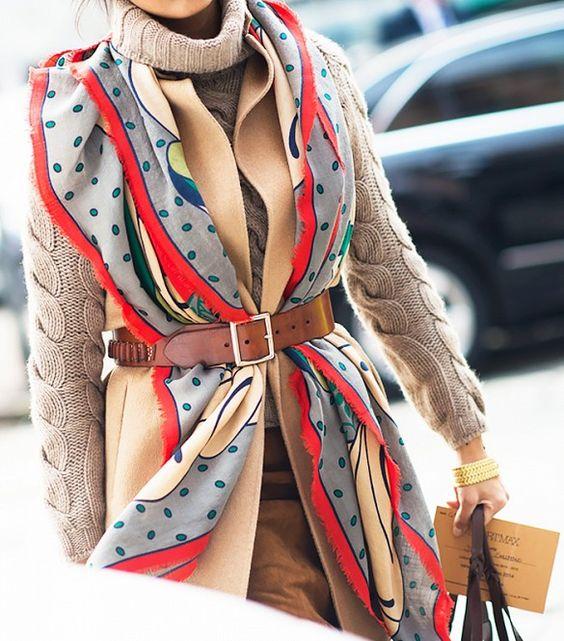 4c89ed6f1dea8f14230ade2e617a0410 - Το μυστικό για να δείχνουμε λεπτές ακόμη και με τα βαριά ρούχα!