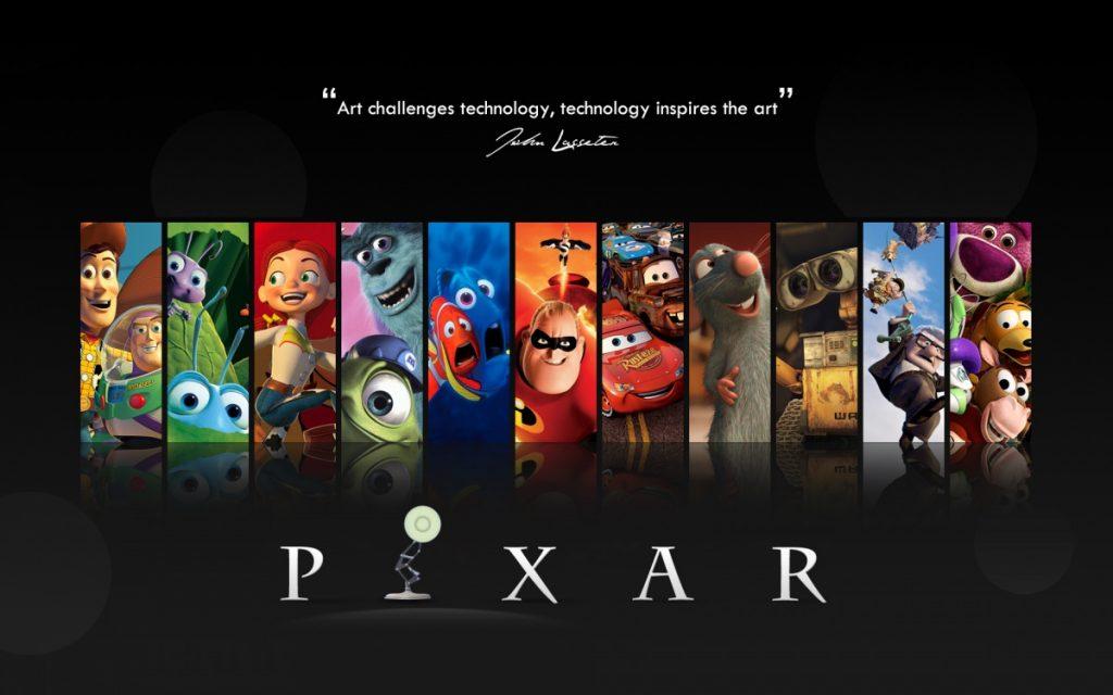 Pixar 1024x640 - Δείτε πως συνδέονται όλες οι ταινίες της Pixar μέσα από video που κυκλοφόρησε!
