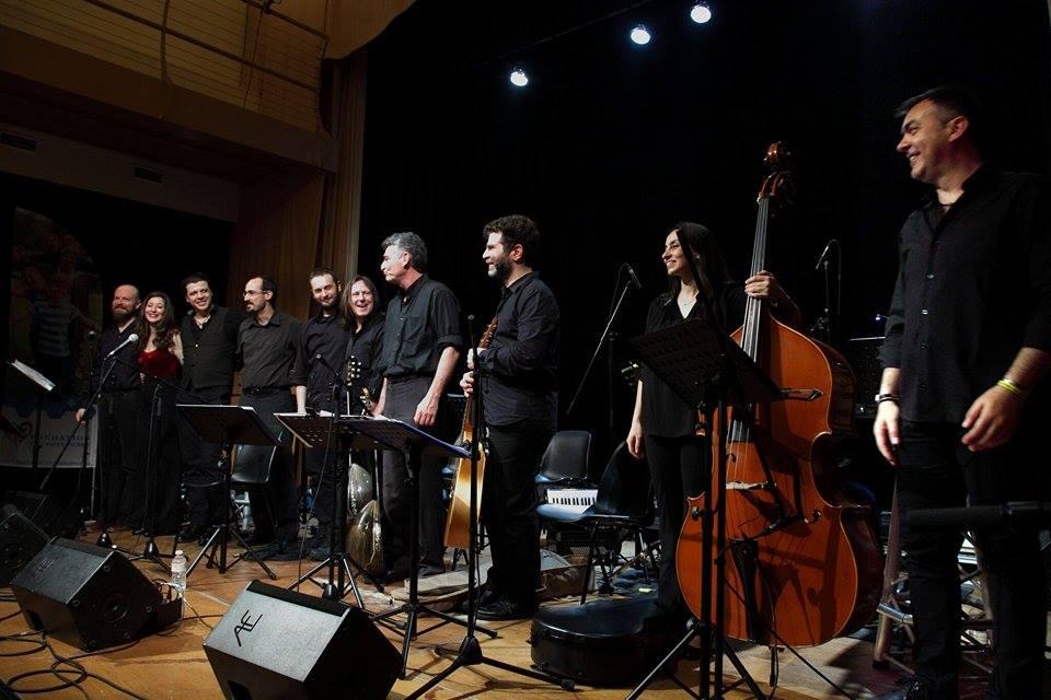 1 - Θριάμβευσε η Ορχήστρα Ελληνικής Λαϊκής Μουσικής του ΔΩΛ στις Βρυξέλλες