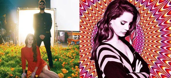 243350 702x320 - Tο απόλυτο καλοκαιρινό hit έρχεται από τους Lana Del Rey και The Weeknd