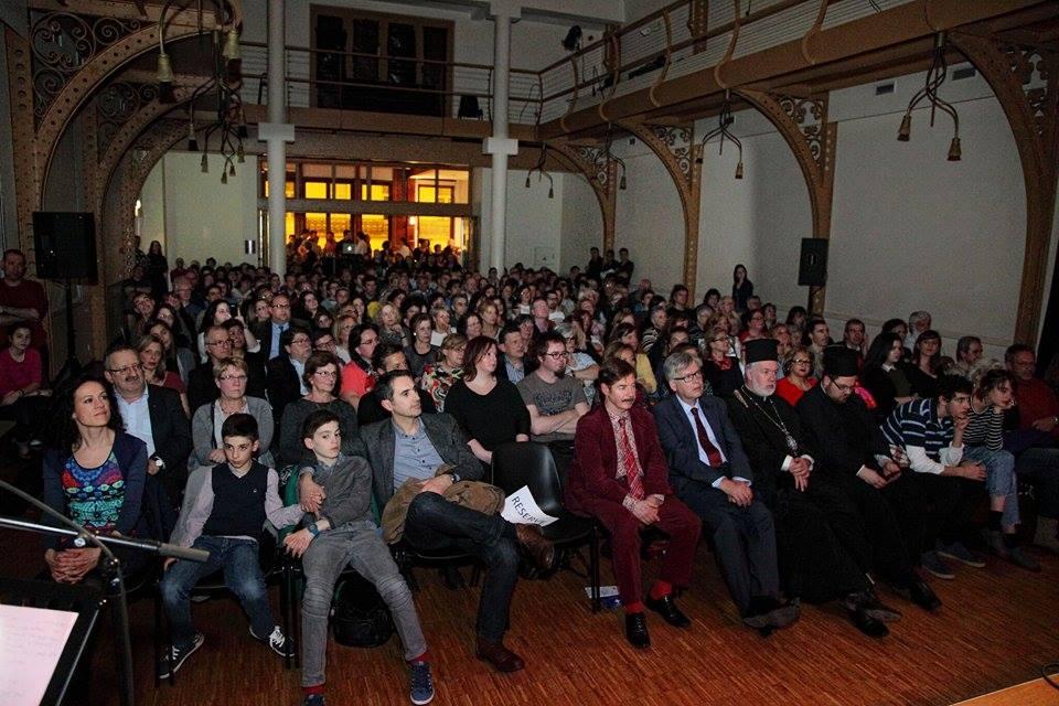 3 - Θριάμβευσε η Ορχήστρα Ελληνικής Λαϊκής Μουσικής του ΔΩΛ στις Βρυξέλλες