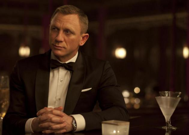 BOND H 645 450 - James Bond: Ο άντρας που πέρασε από όλες τις ταινίες του πράκτορα 007!