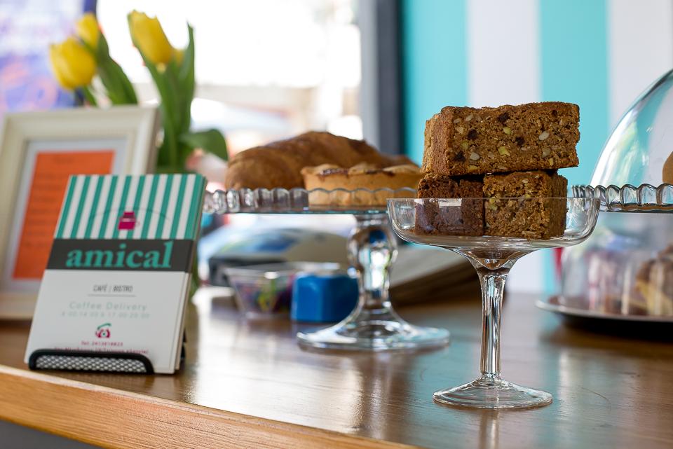 NIQ 7389 - Amical Café: Ένα αυθεντικό bistrot στην πόλη μας!