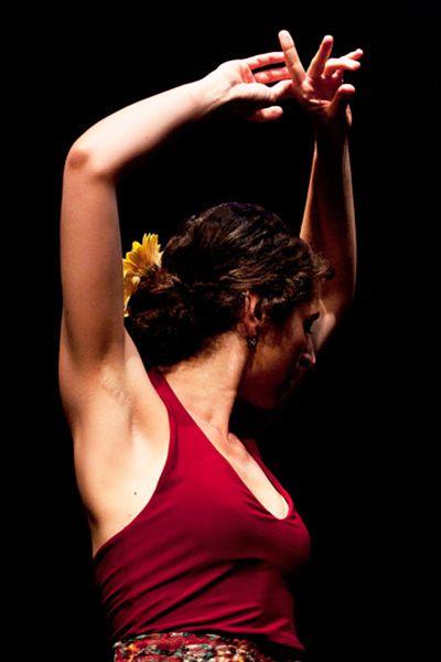 Niovi Benou - Σεμινάρια στο Φεστιβάλ «Ο Μύλος Χορεύει»