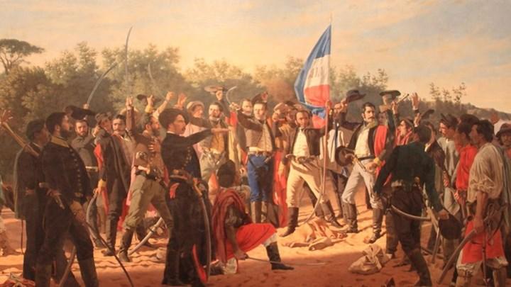 eleytheriathanatos - Ποια άλλη χώρα έχει σαν εθνικό σύνθημα το «ελευθερία ή θάνατος»