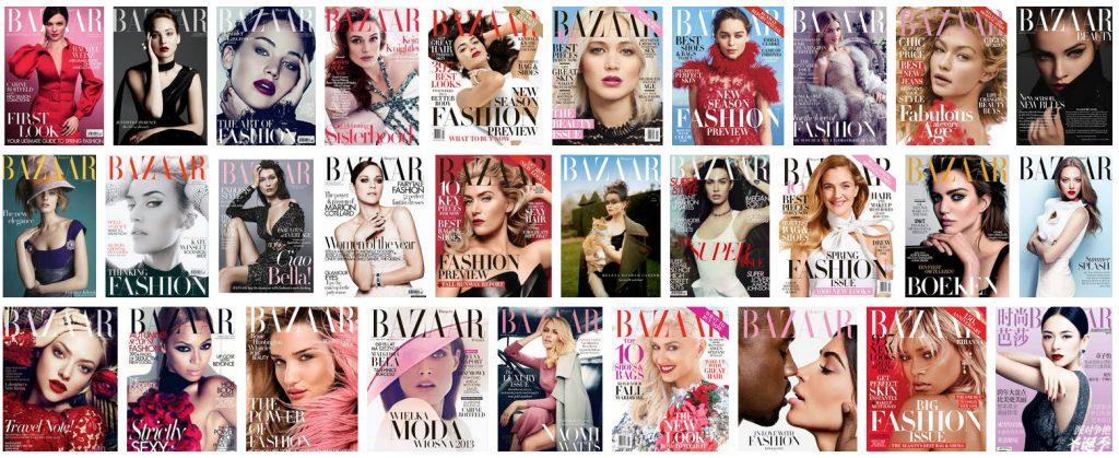 exwfullo 1024x419 - Δες πως γιόρτασε το Harper's Bazaar τα 150 χρόνια κυκλοφορίας του.