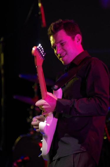 stefanos on electric - Σεμινάριο ηλεκτρικής κιθάρας και συναυλία στο ΟΥΗΛ
