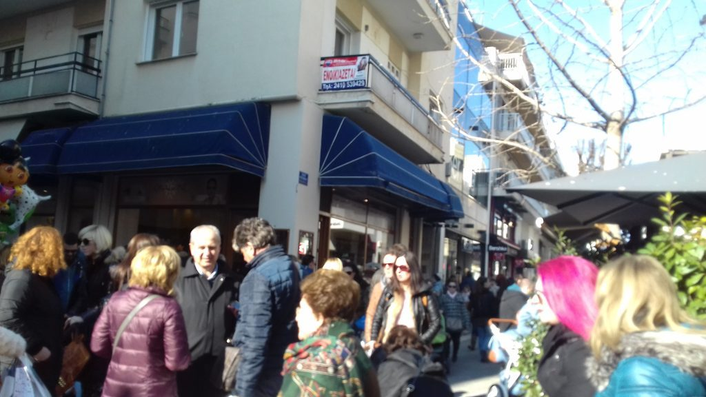 20170121 131516 1024x576 1024x576 - Ανοιχτά τα καταστήματα την Κυριακή; - Αντιδράσεις από τον Εμπορικό Σύλλογο Λάρισας