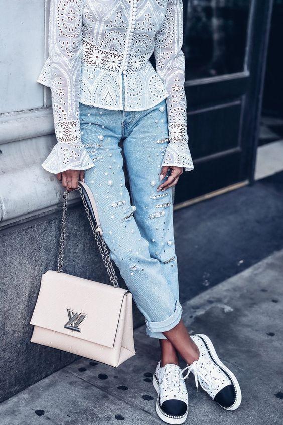 6f160ab5859fa6fa90b1d48db57e2dc4 - Οι 4 πιο must επιλογές σε jeans,που θα λατρέψεις αυτή τη σεζόν