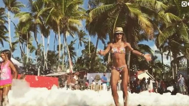 720 515029 129bb20d8e 9b89ddaee7a28256 - Survivor - Ο χορός της Παπαδοπούλου στον Άγιο Δομίνικο που έριξε το instagram - ΒΙΝΤΕΟ