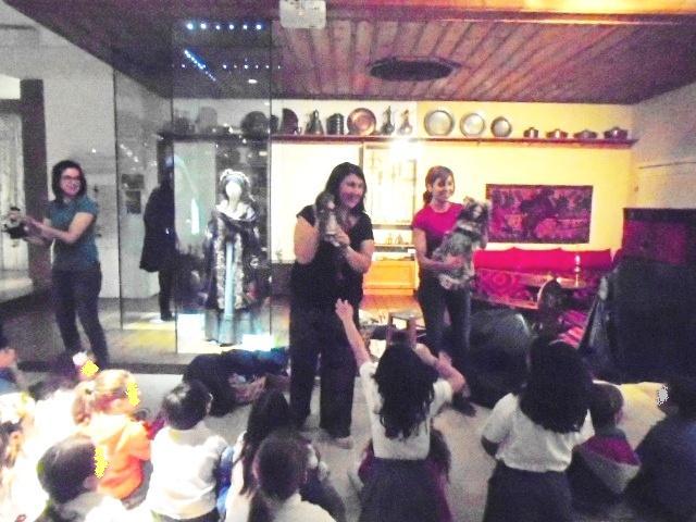 DSC08402 - «Κουκλοϊστορίες: Από το παρελθόν στο σήμερα» στο Λαογραφικό Μουσείο