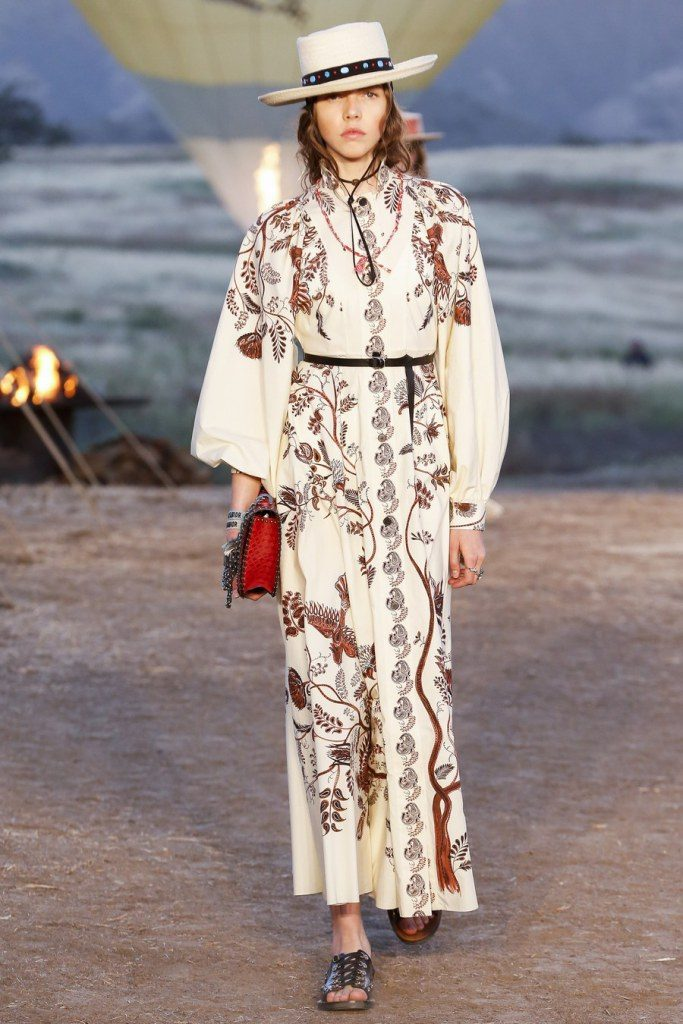 IMG 6971 683x1024 - Christian Dior cruise 2018: Όταν τα cowgirls κάνουν πασαρέλα