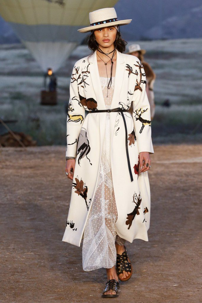 IMG 6980 683x1024 - Christian Dior cruise 2018: Όταν τα cowgirls κάνουν πασαρέλα