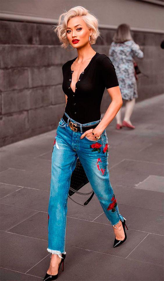 c5378c429eacad3355fd8e52259e9700 - Οι 4 πιο must επιλογές σε jeans,που θα λατρέψεις αυτή τη σεζόν