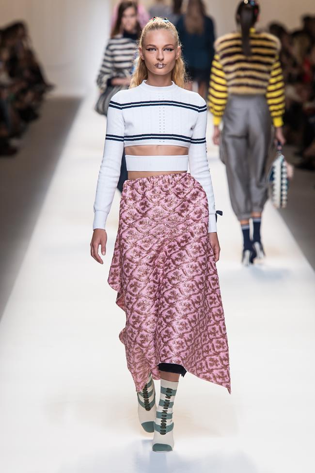 fendi wss17 030 Copy - Οι φούστες που θα λατρέψουμε το φετινό καλοκαίρι