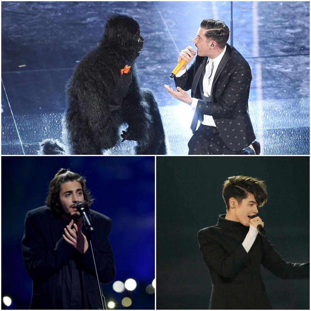 final - Eurovision 2017   Τα τρία μεγάλα φαβορί που θα διεκδικήσουν το βραβείο (Βίντεο)