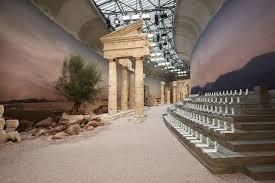 frt - Chanel Cruise 2018: Ο  Καρλ Λάγκερφελντ μας ταξιδεύει στην Αρχαία Ελλάδα