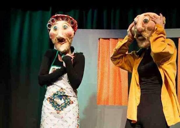 theatro - Αφιέρωμα Τιριτόμπα, έκθεση κούκλας, προβολές στο Κουκλοθέατρο στο Μύλο