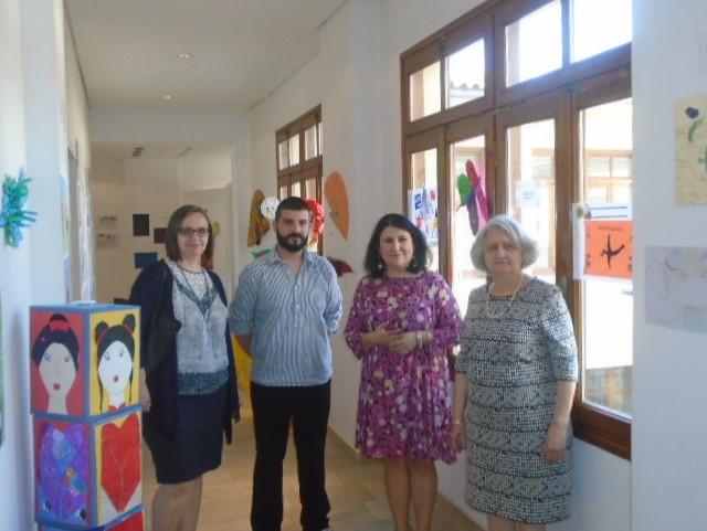 thumbnail DSC08869 - Απονομή βραβείων καλλιτεχνικού διαγωνισμού στο Λαογραφικό Μουσείο Λάρισας