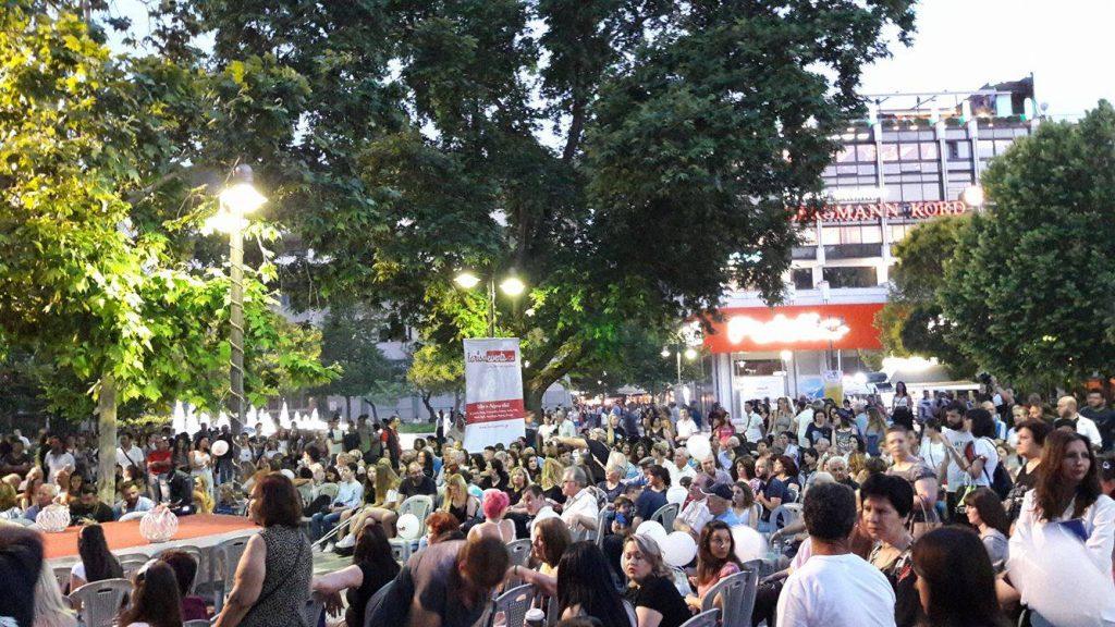 3 1 1024x576 - Το μεγαλο Show στο κέντρο της Λάρισας ολοκληρώθηκε με μεγάλη επιτυχία!