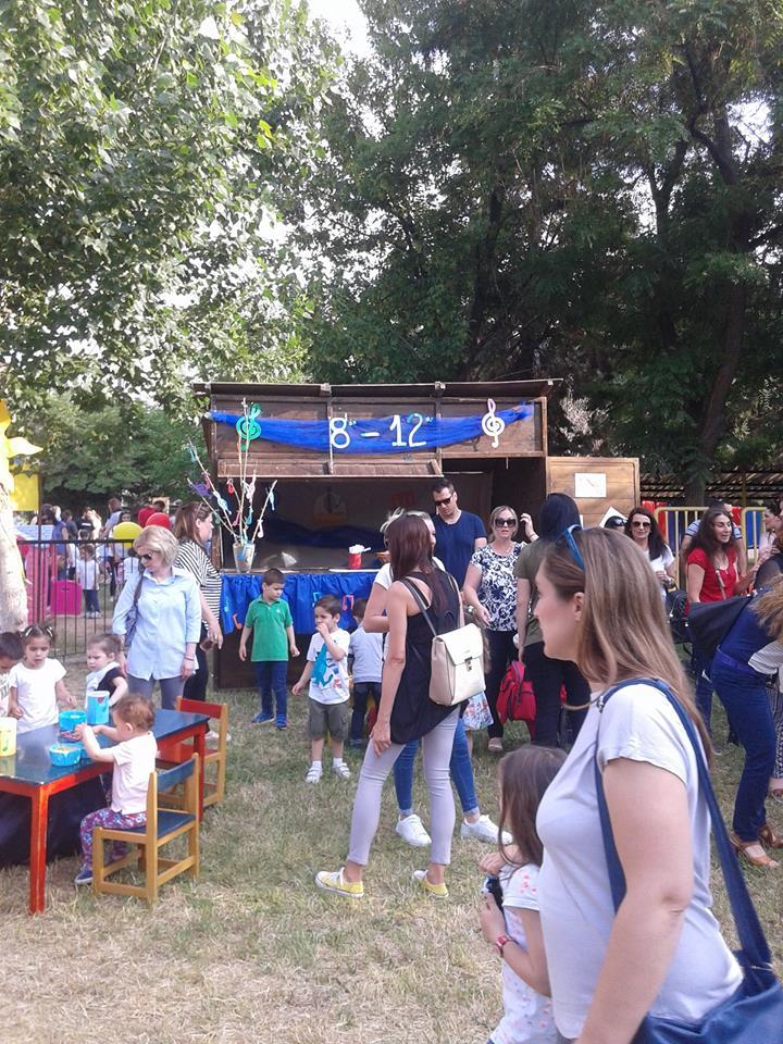 3 4 - H Δημοτική Βιβλιοθήκη Λάρισας στο Φεστιβάλ Πηνειού